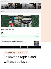 Приложения Medium (apk) бесплатно скачать для Android / ПК screenshot