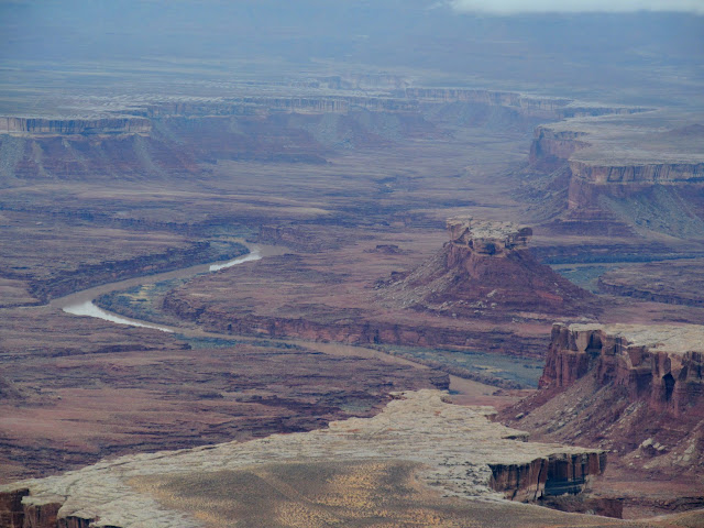 Green River and Turk's Head