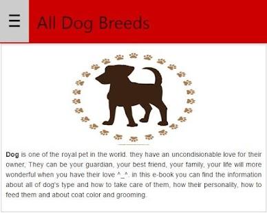 All Dog Breeds - náhled