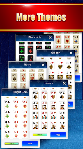 Solitaire - Classic Solitaire Card Games 1.1.4 screenshots 6