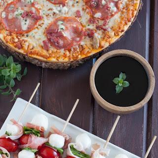 Easy Italian Salad Skewers