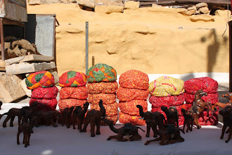 Photo: Rajasthani turbans