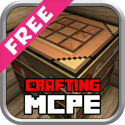 Crafting Recipes For MCPE