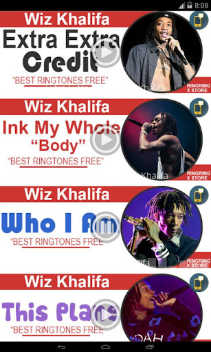 Download Wiz Khalifa Best Ringtones Free Free For Android Wiz Khalifa Best Ringtones Free Apk Download Steprimo Com