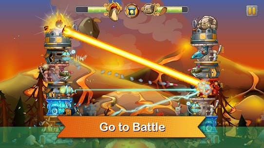 Tower Crush – Free Strategy Games MOD (Unlimited Money) 2