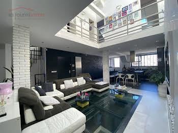 Appartement 7 pièces 240 m2