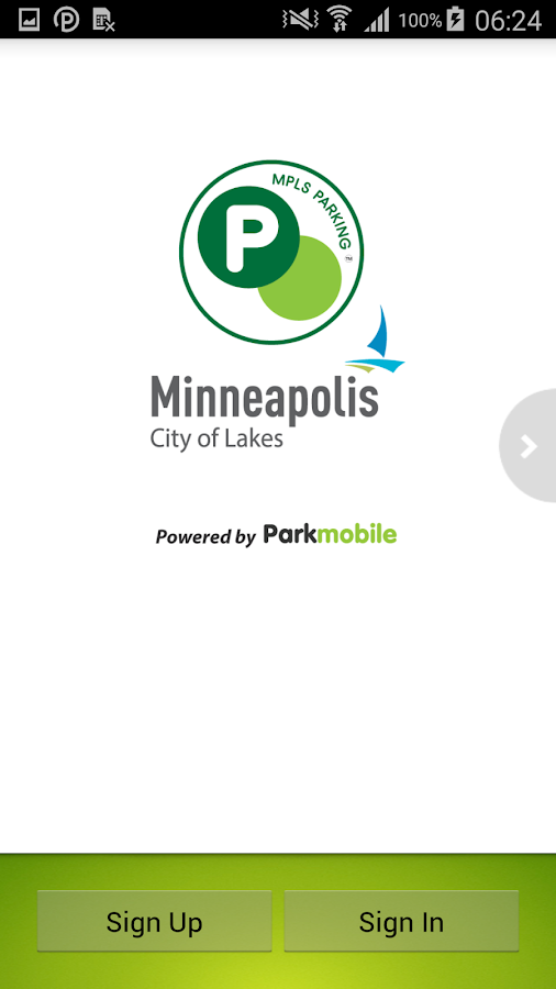 MPLS Parking- screenshot