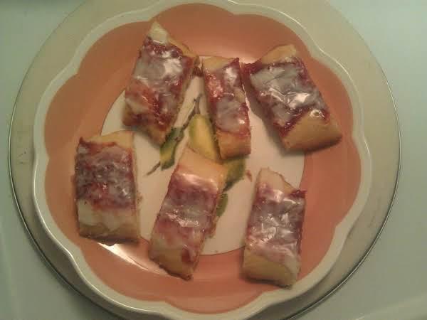 Jam Slices Recipe