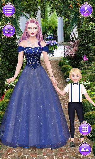 Modern Fairytale: Princess Spa