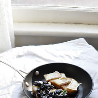 Blueberry & Brie Grilled Cheese