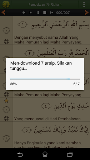 Al'Quran Bahasa Indonesia by Seconda Variante (Google Play