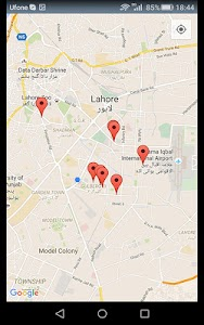 Mobile Location Tracker Map screenshot 7