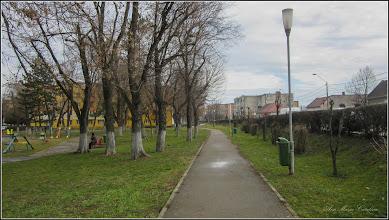 Photo: Turda - Calea Victoriei - parc si spatiu verde - Mr.1  - 2018.03.12