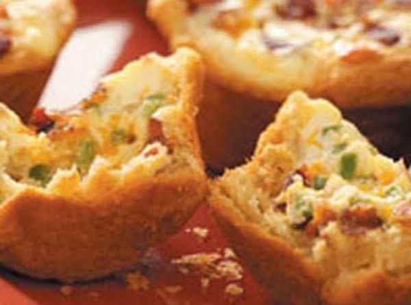 Bacon Quiche Tarts Recipe