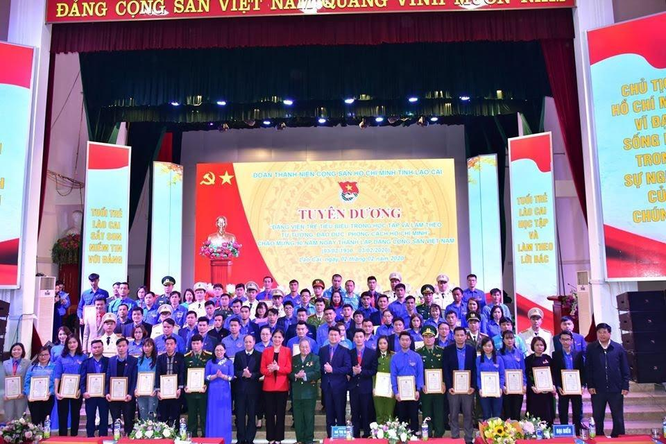 Tuyên dương Đảng viên trẻ tiêu biểu trong học tập và làm theo tư tưởng, đạo đức, phong cách Hồ Chí Minh nhân kỷ niệm 90 năm ngày thành lập Đảng Cộng sản Việt Nam (03/02/1930 – 03/02/2020)