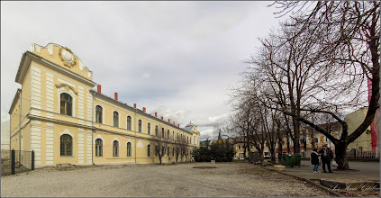 Photo: Turda - Piata Republicii, Nr.15 - fostul Palat al Postelor si Finantelor - monument istoric  - 2019.03.15