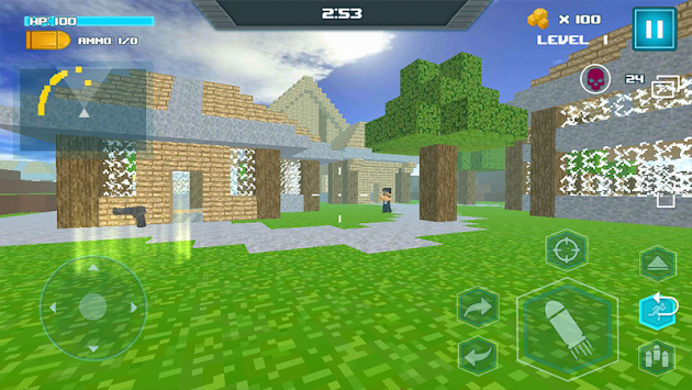 The Survival Hunter Games 2 apk screenshot