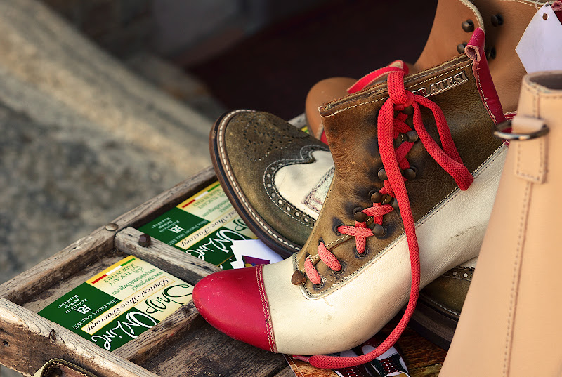 scarpetta vintage di nicoletta lindor