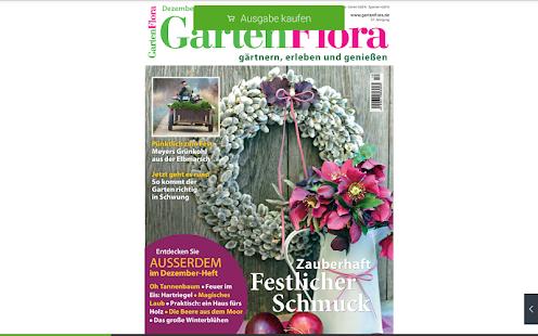 Gartenflora android apps on google play for Zeitschrift gartenflora