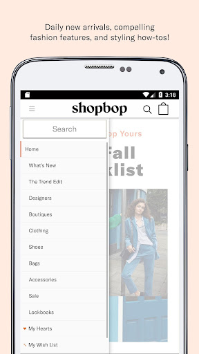 SHOPBOP - Women's Fashion 2.1.12-google screenshots 2