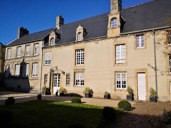 hôtel particulier à Bayeux (14)