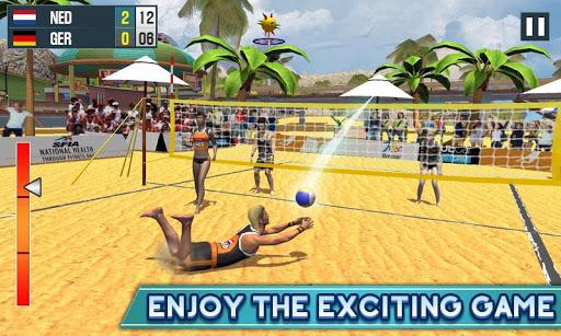 Beach VolleyBall Champions 3D - Beach Sports Pro 1.03 screenshots 1