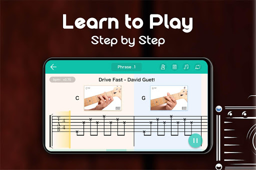 Real Guitar - Free Chords, Tabs & Music Tiles Game 1.5.3 screenshots 8