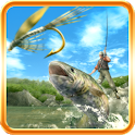 Fly Fishing 3D icon