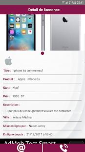 Waywa mobile - náhled