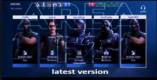 Area F2 Guide Attacker&Defender 3