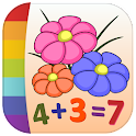 Color by Numbers - Flowers icon
