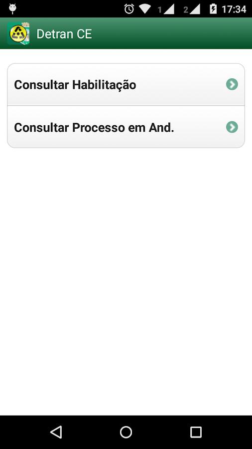 Detran CE- screenshot
