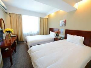 Greentree Inn Jiangsu Nantong Qidong Bus Station Express Hotel