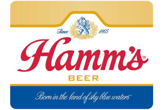 Logo of Hamm's Lager