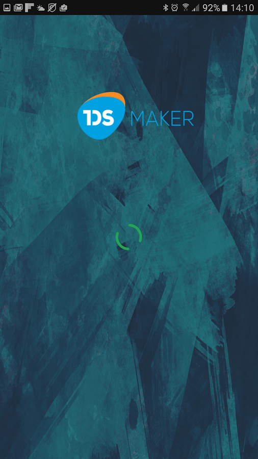 TDSMaker Mobile App- screenshot