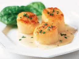 Oven Roasted Scallops Recipe
