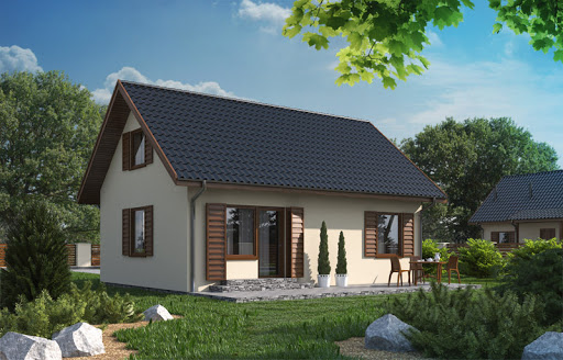 projekt D67 - Paulinka I wersja drewniana