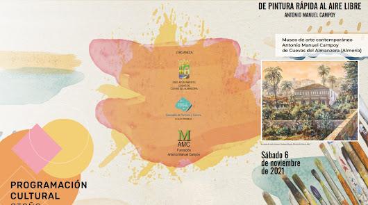 Cuevas del Almanzora convoca el primer Concurso de pintura rápida al aire libre