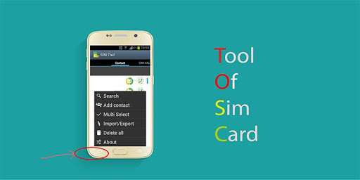 Sim Card Info Tool Kit Manager  Recover transfer  screenshots 3