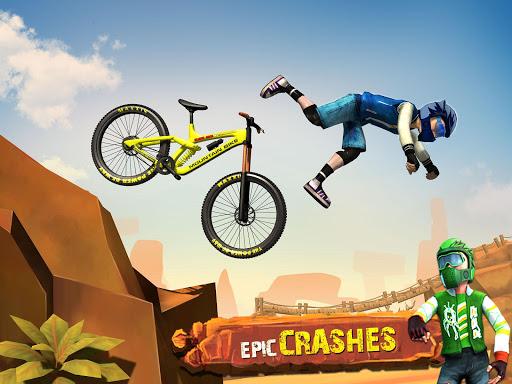 Dirt Bike Racing Stunts screenshot 9