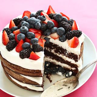 Gluten Free Birthday Cake (Vegan)