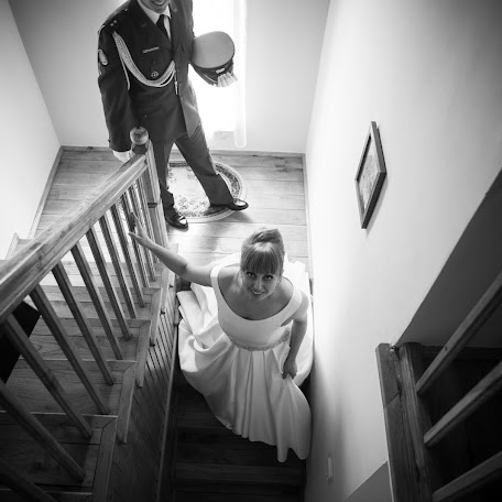 Wedding photographer Krzysztof Marciniak (krzysztofmarcin). Photo of 12.05.2015