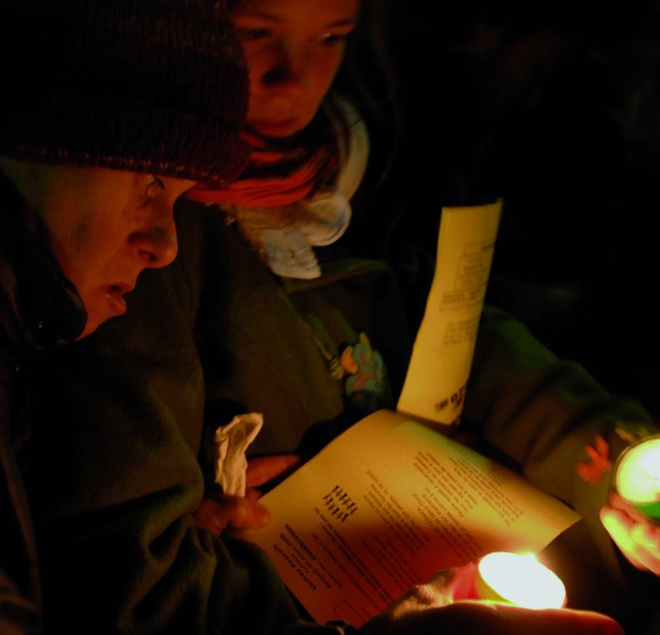 Scène de vie à L'Arche : Il faut chanter la joie de Noël