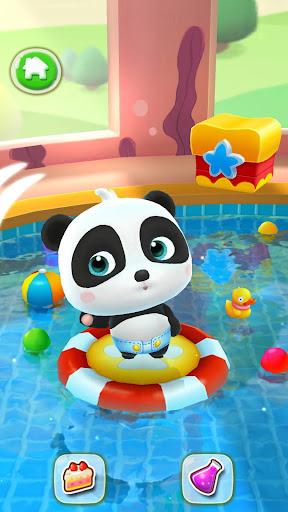 Bébé panda parlant - Talking screenshot 7