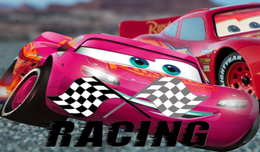 Super Lightning 3D Mcqueen Car Race Games - náhled