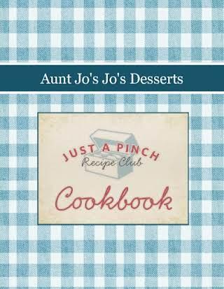 Aunt Jo's Jo's Desserts