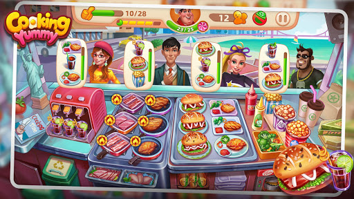 Cooking Yummy-Restaurant Game 3.0.3.5026 screenshots 1