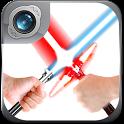 Lightsaber Photo Maker Cam App icon