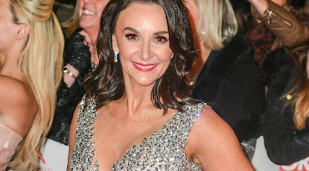Shirley Ballas happier than ever