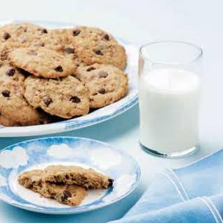 Oaty Peanut Butter Cookies.
